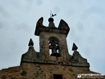 Enebral, Ermita Hornuez–Villa Maderuelo; senderismo singles; senderismo segovia